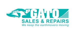 Gato Sales and Repairs Logo - Large